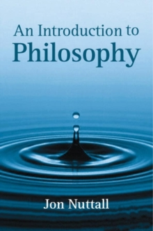 An Introduction to Philosophy, Hardback Book