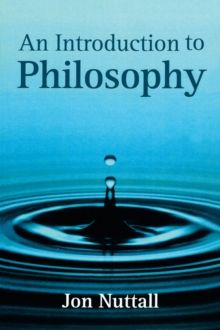 An Introduction to Philosophy, Paperback / softback Book
