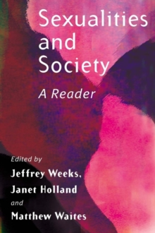 Sexualities and Society : A Reader, Hardback Book