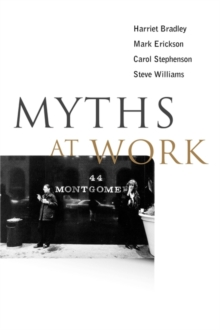 Myths at Work, Paperback Book