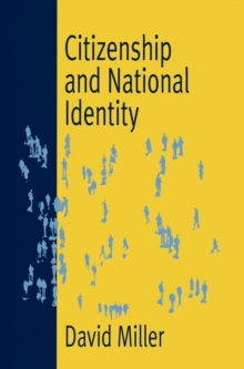 Citizenship and National Identity, Paperback Book