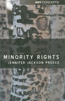 Minority Rights : Between Diversity and Community, Hardback Book
