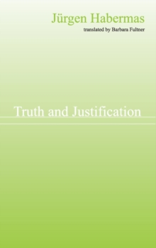 Truth and Justification, Hardback Book