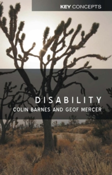 Disability, Hardback Book
