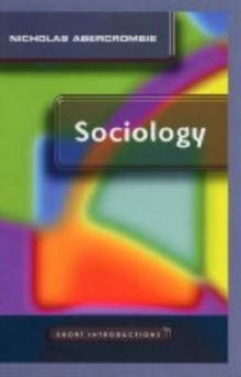 Sociology : A Short Introduction, Hardback Book