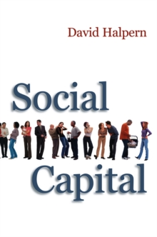 Social Capital, Paperback / softback Book