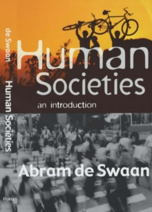 Human Societies : An Introduction, Hardback Book
