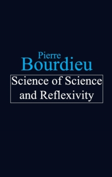 Science of Science and Reflexivity, Hardback Book