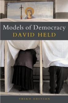 Models of Democracy, Paperback Book