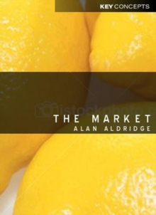 The Market, Hardback Book