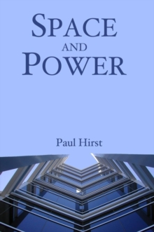 Space and Power : Politics, War and Architecture, Hardback Book