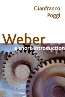 Weber : A Short Introduction, Hardback Book