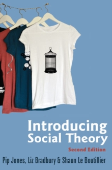 Introducing Social Theory, Paperback Book