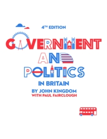 Government and Politics in Britain, Paperback Book