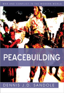 Peacebuilding, Paperback / softback Book