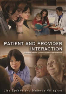 Patient Provider Interaction, Hardback Book