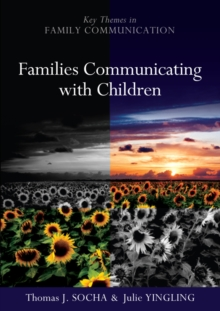 Families Communicating With Children, Paperback / softback Book