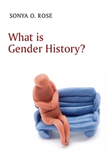 What is Gender History, Hardback Book
