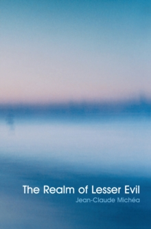 Realm of Lesser Evil, Paperback / softback Book