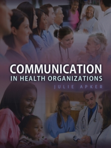 Communication in Health Organizations, Paperback / softback Book
