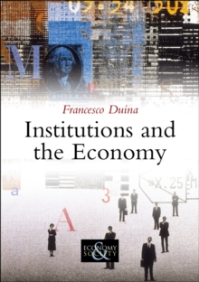 Institutions and the Economy, Hardback Book