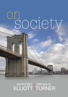 On Society, Paperback / softback Book