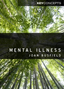 Mental Illness, Hardback Book