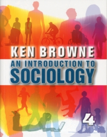 An Introduction to Sociology, Paperback Book