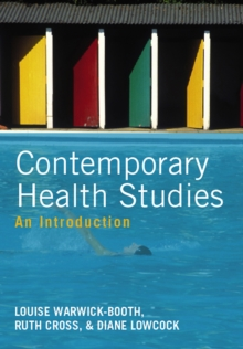 Contemporary Health Studies : An Introduction, Hardback Book