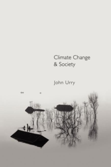 Climate Change and Society, Hardback Book