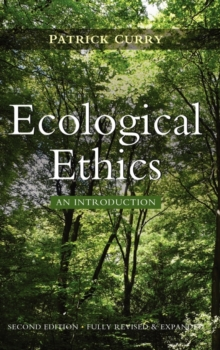 Ecological Ethics : An Introduction Updated for 2018, Hardback Book