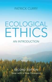 Ecological Ethics, Paperback / softback Book