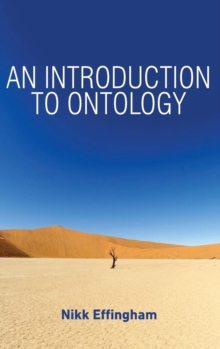 An Introduction to Ontology, Hardback Book