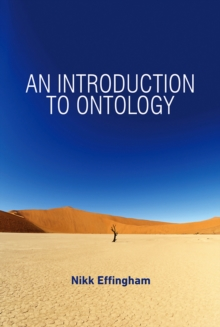 An Introduction to Ontology, Paperback / softback Book
