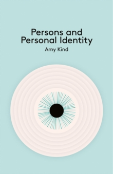 Persons and Personal Identity, Hardback Book