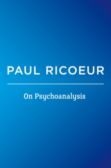 On Psychoanalysis - Writings and Lectures, Paperback Book