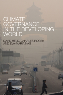 Climate Governance in the Developing World, Paperback / softback Book