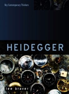Heidegger : Thinking of Being, Paperback / softback Book