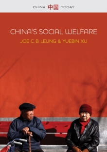 China's Social Welfare : The Third Turning Point, Paperback / softback Book