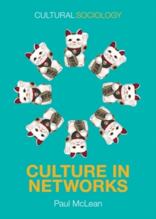 Culture in Networks, Hardback Book