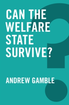 Can the Welfare State Survive?, Paperback Book