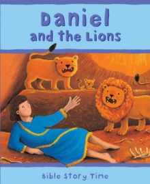 Daniel and the Lions, Hardback Book