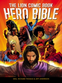 The Lion Comic Book Hero Bible, Hardback Book