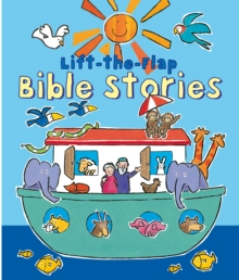 Lift-the-Flap Bible Stories, Hardback Book