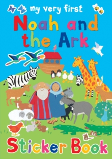 My Very First Noah and the Ark sticker book, Novelty book Book