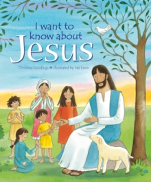 I Want to Know About Jesus, Paperback Book