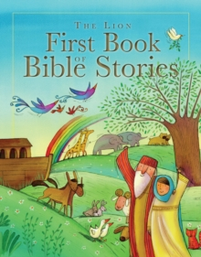 The Lion First Book of Bible Stories, Hardback Book