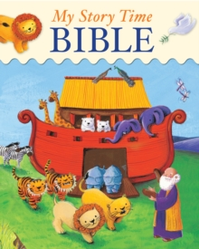 My Story Time Bible, Hardback Book