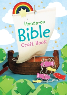Hands-on Bible Craft Book, Paperback Book