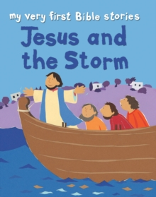 Jesus and the Storm, Paperback Book